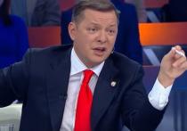 Ляшко оценил бездействие Зеленского в ситуации с Меркель