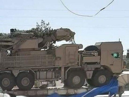 В Ливию из ОАЭ перебросили комплексы