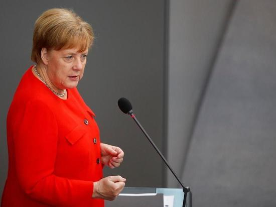 Прогресса по Крыму не видать – Меркель о снятии антироссийских санкций