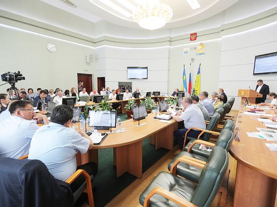 Депутаты горсовета провели в Улан-Удэ очередную сессию