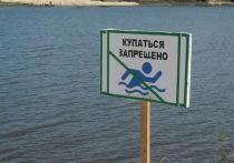На заливе Якоби в Иркутске нельзя купаться