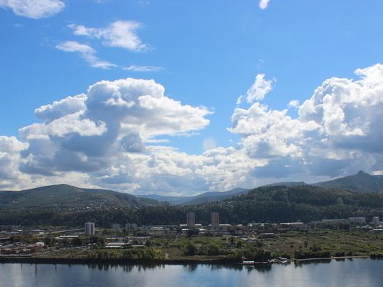 Воздух в Красноярске на прошлой неделе был далек от совершенства