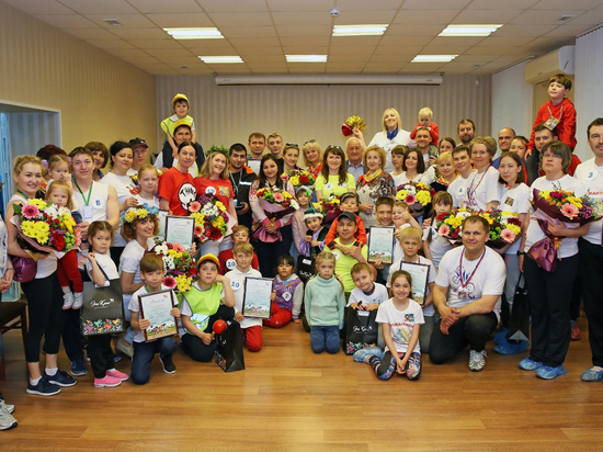 Как прошёл турслёт для семей сотрудниковПАО «Сургутнефтегаз»