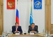 Шолбан Кара-оол и Максим Орешкин наметили очередное выездное совещание в Туве на август