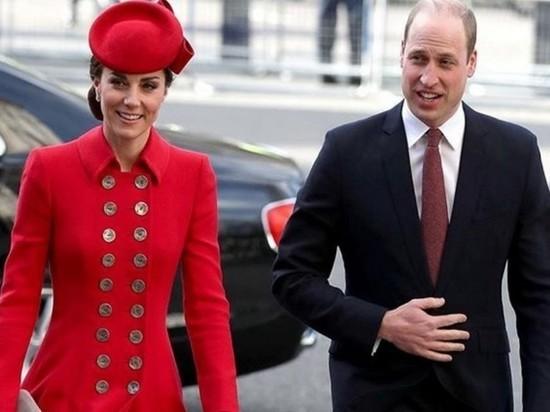Кортеж Кейт Миддлтон и принца Уильяма сбил пенсионерку