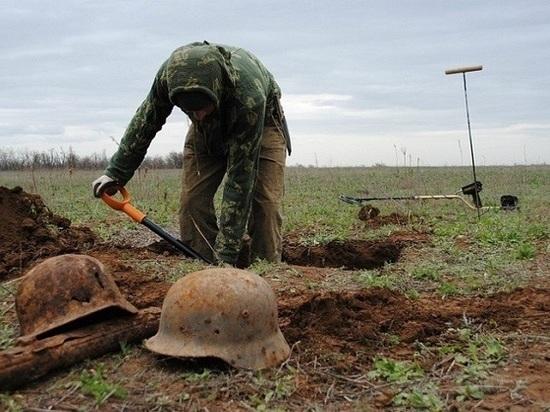 В Калининградской области «чёрный копатель» торговал оружием ВОВ