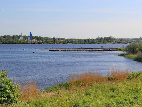 В Калининграде на Голубых озёрах найдено тело мужчины с грузом на шее