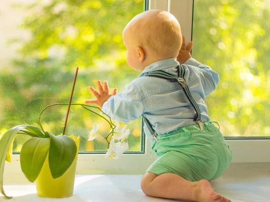 В Рязани трехлетний ребенок погиб, выпав из окна