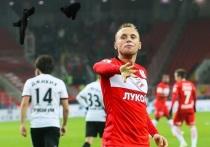 После шести лет в столичном «Спартаке» полузащитник Денис Глушаков покинул команду. Клуб объявил о расторжении контракта по обоюдному соглашению сторон.