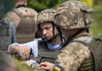 Зеленского зовут на фронт: с чем связано резкое обострение в Донбассе