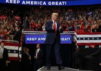 Дональд Трамп уже вошел в историю как один из самых непопулярных президентов США