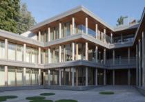 Швейцария презентовала новое посольство в Москве