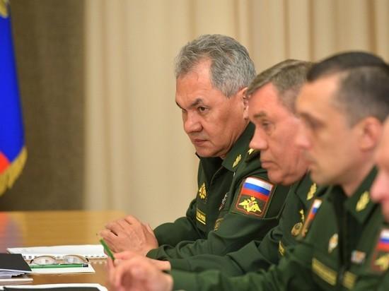 Шойгу заговорил о модернизации противоракетной обороны Москвы