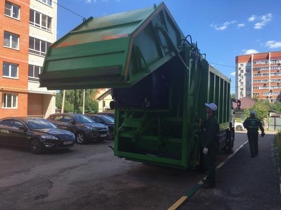 Мусорные контейнеры в Туле станут экологически чистыми и без запаха