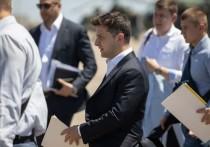 Медовый месяц президента Зеленского показал его слабости