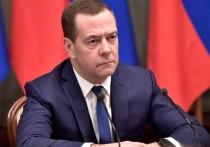 Терпение Дмитрия Медведева лопнуло
