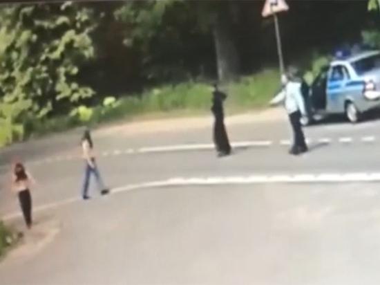 Полицейского в Подмосковье резали под крики «А.У.Е.»