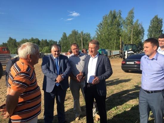 Аркадий Фомин рассказал депутатам Клепиковского района о принципах многоуровневого контроля