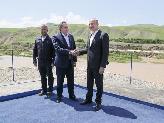 Строительство двух малых ГЭС стартовало в Карачаево-Черкесии