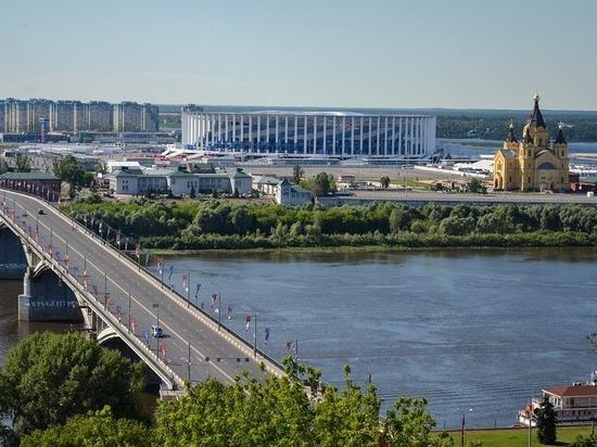 Улицы возле стадиона «Нижний Новгород» перекроют 20 июня