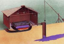 Древние технологии: как в Нюхче в средневековье варили соль
