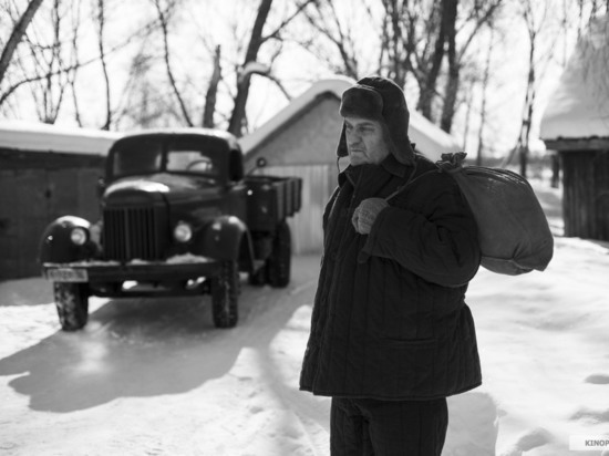 Актер Евгений Ткачук стал фотокорреспондентом «Московского комсомольца»