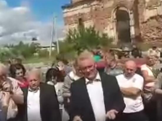 Цыгане могут вернуться в Чемодановку в ближайшие дни