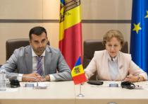 Зинаида Гречаный провела встречу с 17 послами стран ЕС