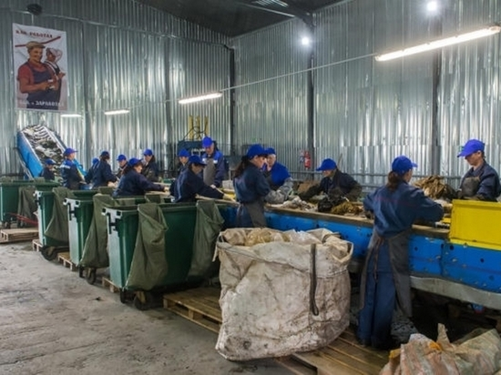 Хабаровские осужденные займутся переработкой мусора