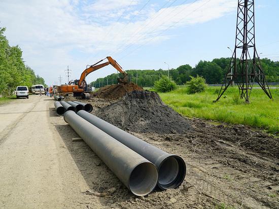 Мэр Хабаровска: Чистая вода должна прийти на Красную речку в декабре 2020 года