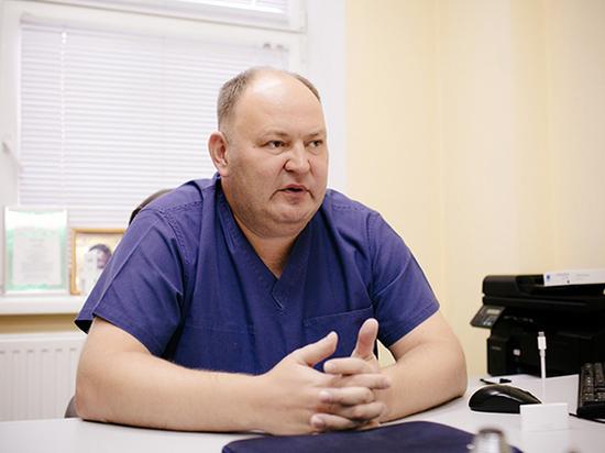 Детский хирург из Иркутска Юрий Козлов получит «Признание»