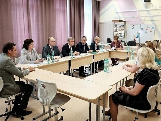 Глава Кировской области обсудил с активными мамами Кирова способ устранения электронной очереди в детсады
