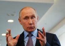 За прямой линией с президентом Российской Федерации Владимиром Путиным будут следить большинство российских граждан (75 процентов)