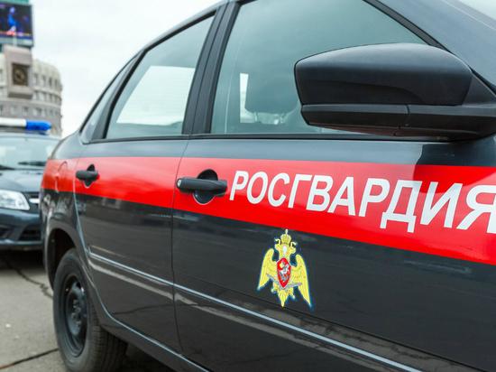 В Калининграде автомобиль Росгвардии угодил в ДТП