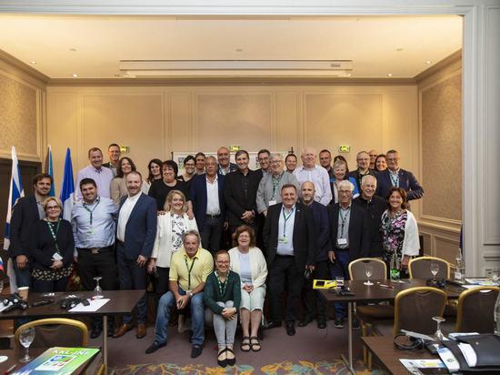 «Инициатива-2040» была представлена на президентской конференции в Париже