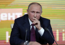Путин на прямой линии раскрыл объем ущерба от санкций