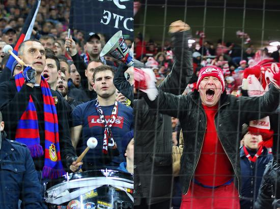 Еврокубки сдвинули матч «Спартака» с ЦСКА на понедельник