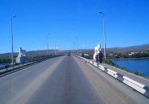 В столице Тувы 20 июня закроется  проезд через Коммунальный мост с 23.00 до 04.00 часов