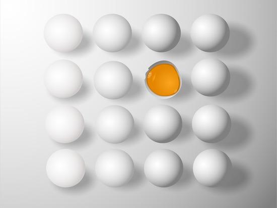 Волгоградца будут судить за «грязные» проделки с яйцами