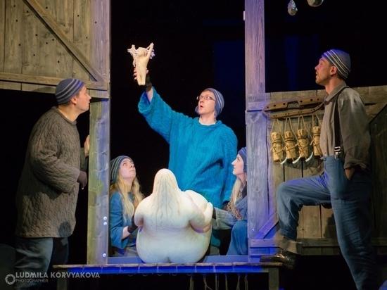 Театр кукол Карелии удивит новой хулиганской постановкой «Kalevala.Ruны»