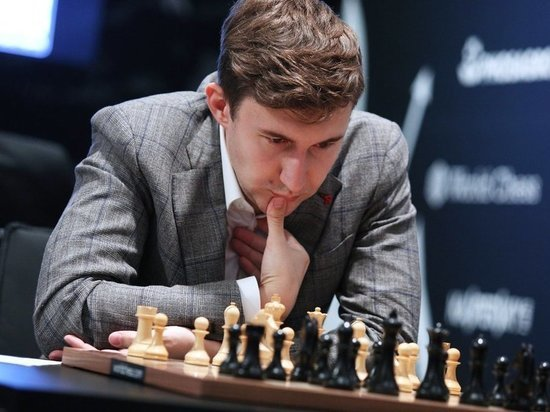 Шахматный «Армагеддон»: выжил только Карякин