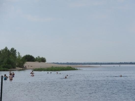 Роспотребнадзор назвал опасные пляжи Волгоградской области