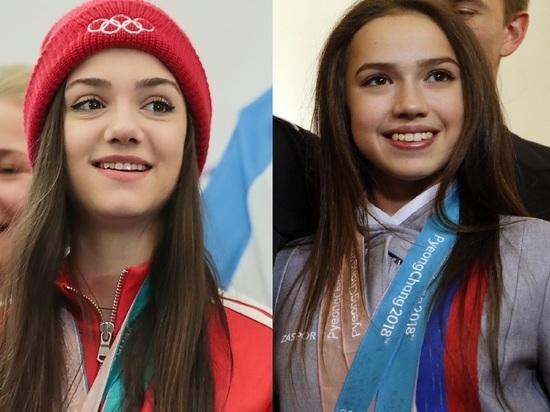 Загитову и Медведеву развели по разным этапам серии Гран-при