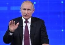 Путин не думает, что США хотят