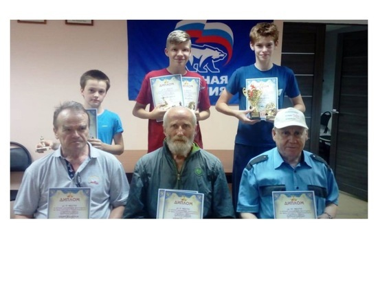 Летний шахматный фестиваль завершился в Серпухове