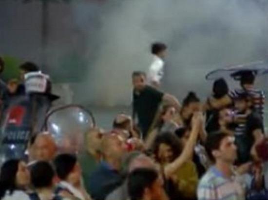 Спецназ применил резиновые пули при разгоне протестующих в Тбилиси