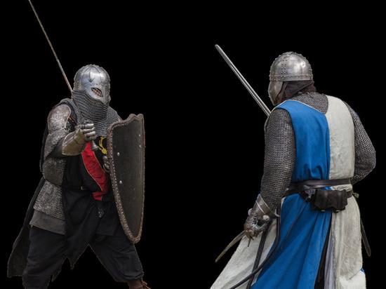 Грант в полмиллиона позволит научить ямальцев сражениям на мечах