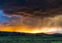 Дожди, ветер и немного тепла пришли на Ямал