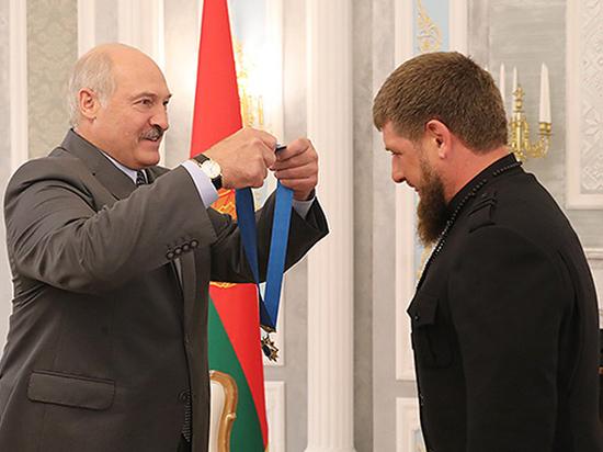 Лукашенко назвал Кадырова братом