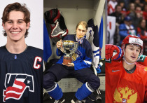 На драфте НХЛ русский будет третьим или ниже, но это не страшно
